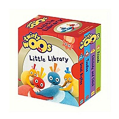 Twirly Woos - Little Library