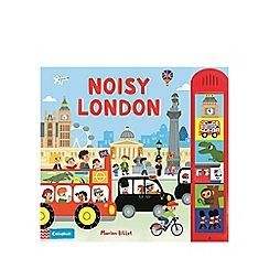 MacMillan books - Noisy London book