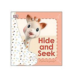 Sophie la girafe - Early learning book