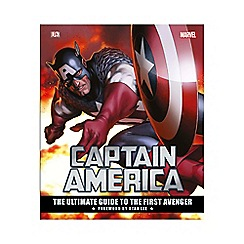 Captain America - Character guide