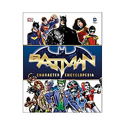 Batman - Character encyclopedia