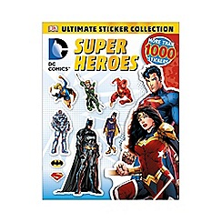 DC Comics - Activity book