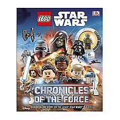 LEGO - Star Wars Reference book