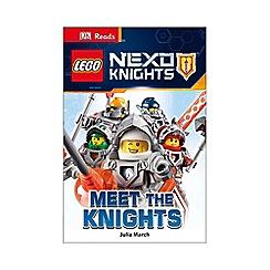 LEGO - Reading book