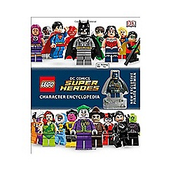 LEGO - Visual guide to LEGO DC Comics