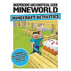 Minecraft - Activity book