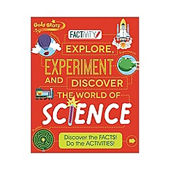 Parragon - Explore, Experiment and Discover a World of Science