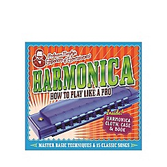 Parragon - Professor Murphy Game Sets Harmonica