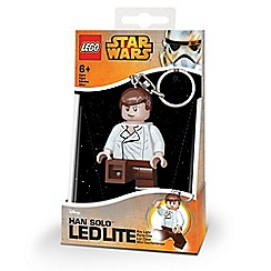 LEGO - Star Wars Han solo key light