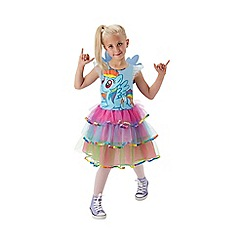 My Little Pony - Rainbow Dash Costume - medium