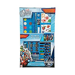 The Avengers - 52 Piece Art Case with Window