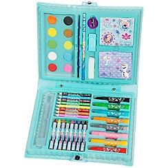 Disney Frozen - 52 piece art case with window