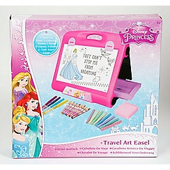 Disney Princess - Travel Art Easel