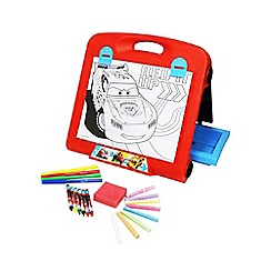 Disney Cars - Travel Art Easel