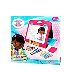 Doc McStuffins - Travel Art Easel
