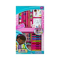 Doc McStuffins - 52 Piece Art Case