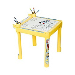 Despicable Me - Colouring Table - 5 Metre Roll