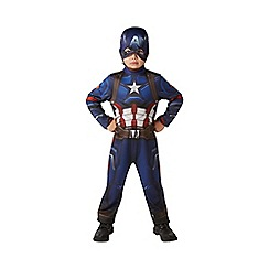 The Avengers - Captain America Costume - medium