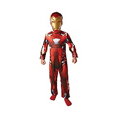The Avengers - Iron Man Costume - large