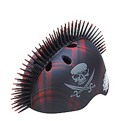 Re:creation - Plaid jolly roger helmet