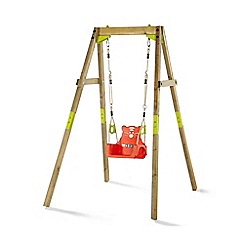 Plum - Wooden Growing Swing