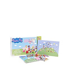 Peppa Pig - Model clay characters set