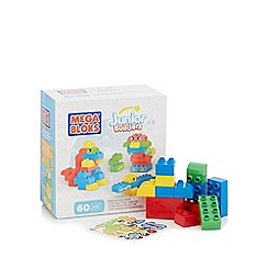 Mega Bloks - Create 'n Play Junior 60pc Starter Set Block Box