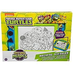 Teenage Mutant Ninja Turtles - Half Shell Heroes Large Magnetic Scribbler