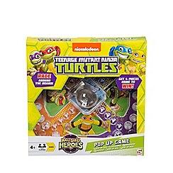 Teenage Mutant Ninja Turtles - Half Shell Heroes Pop Up Game