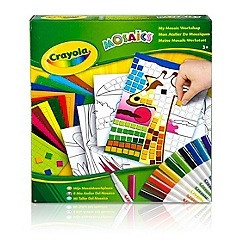 Crayola - Mosaic Madness Kit
