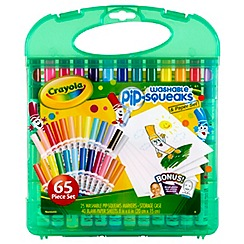 Crayola - Pipsqueaks Marker and Paper Set