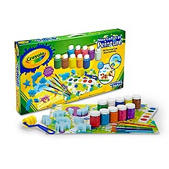 Crayola - Painting Case Kit