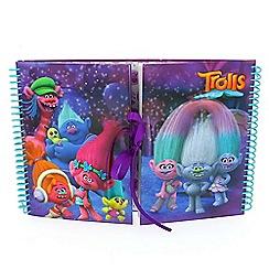 Trolls - Scrapbook