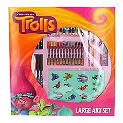 Trolls - Large Art Set