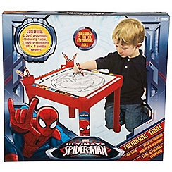 Spider-man - Colouring table with 5m roll