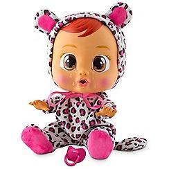 iMC Toys - Cry Baby Lea Doll 10574