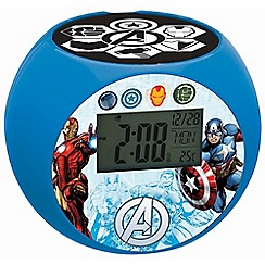 The Avengers - Radio projector Clock