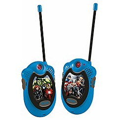 The Avengers - Walkie Talkies - 100m
