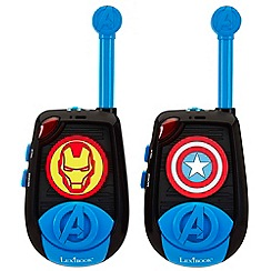 The Avengers - 3D Walkie-Talkies - 2km