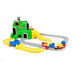 Little Tikes - Peak Road 'n Rail Set