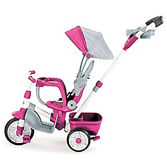 Little Tikes - Pink Perfect Fit 4-in-1 Trike