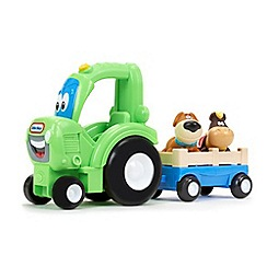 Little Tikes - Handle Hauler Frankly Farmer