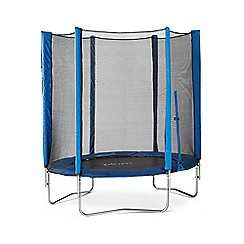 Plum - 6ft trampoline - blue
