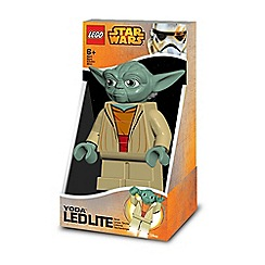 LEGO - Star Wars Yoda Torch