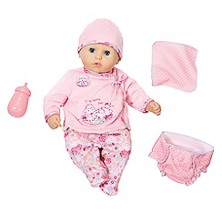 Baby Annabell - I Care for You Doll
