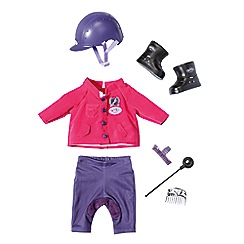 Baby Born - Deluxe Pony Farm Riding Outfit