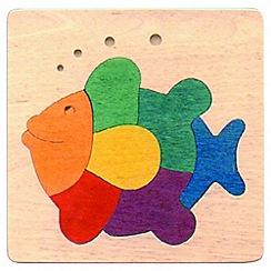 Marbel - Rainbow Fish Jigsaw Puzzle