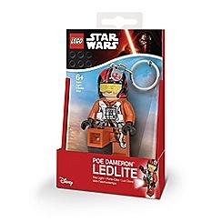 LEGO - Star Wars Episode VII Poe Dameron Key Light