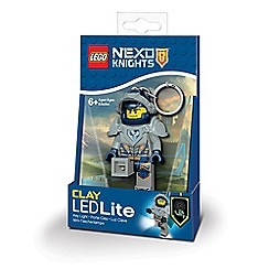 LEGO - Nexo Knights Clay Key Light with Shield Power Codes