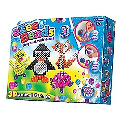 John Adams - eZee Beads 3D Animal Friends